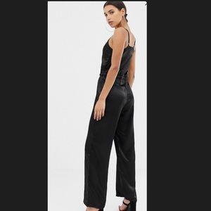 ASOS black jumpsuit